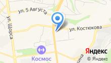 Fonbet на карте