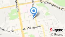 OSBORNE на карте
