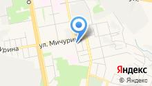 Макияж-студия на карте