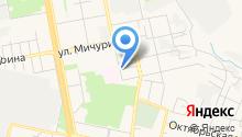 ProfyКлуб на карте