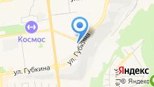 Puma на карте