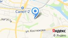 Jenova на карте