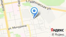 Управление Федеральной службы по ветеринарному и фитосанитарному надзору по Белгородской области на карте
