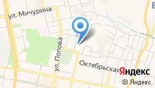 TERRACO на карте