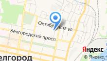 Социалочка на карте