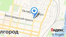 Makita-Белгород на карте