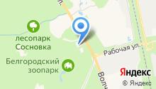 PLATINUM GYM на карте