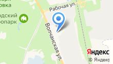 Испытательная пожарная лаборатория по Белгородской области на карте