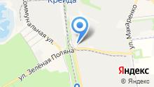 Cocowell Черноземье на карте