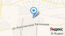 Belsto.ru на карте