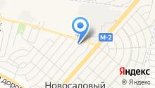 КС-авто на карте