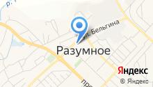 Разуменская среднеобразовательная школа №1 на карте