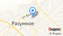 Юникорн на карте