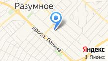 Разуменская среднеобразовательная школа №3 на карте