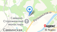 НАП на карте