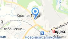 Высоковольтный научно-исследовательский центр на карте