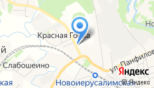 М-Аудит на карте