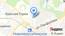 ДЖИ АЙ КОМПАНИ на карте