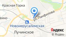 ИстраМебель на карте