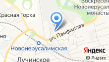 НИИЭМ на карте