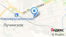 ТОН на карте