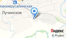 ИНКОМ-БЕТОН на карте