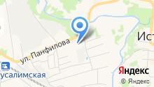МОСТРАНСАВТО - ТЕХНИЧЕСКИЙ ОСМОТР на карте