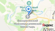 Церковь Рождества Христова на карте