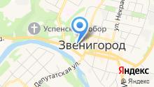 Сберкредитсоюз на карте