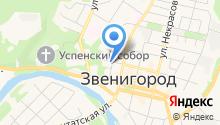 Белая Сова на карте