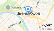 АКБ Инвестторгбанк, ПАО на карте
