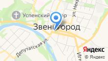Татьяна Прованс на карте