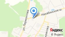 Звенигородские инженерные сети на карте