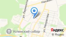Средняя общеобразовательная школа №2 им. М.А. Пронина на карте