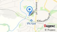 Истра-Сервис на карте