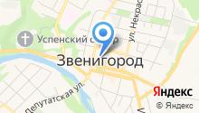 Элизиум на карте