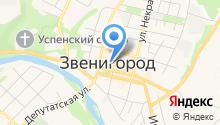 ТехноСеть на карте