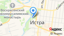 Храм-Часовня Вознесения Господня на карте
