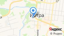 Отдел МВД России по Истринскому району на карте