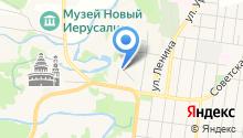 ЖСК ОВНИИЭМ, ТСЖ на карте