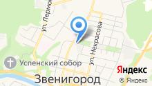 Ремонтная мастерская на Пролетарской на карте
