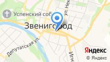 Музей русского десерта на карте