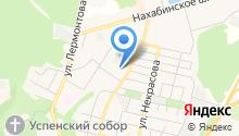 Одинцовская станция скорой медицинской помощи, ГБУЗ на карте