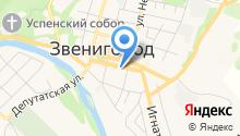 Нотариус Харахорина И.Е. на карте