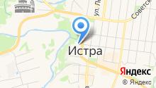 Общественная палата Истринского муниципального района на карте