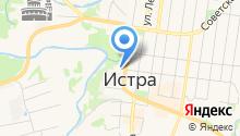 Истринская районная рекламная служба на карте