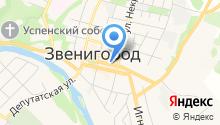 Здесь был Чехов на карте
