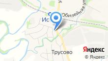 ДМ Интерьер на карте