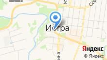Имедиа на карте