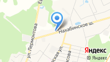 Звенигорродский городской водоканал на карте